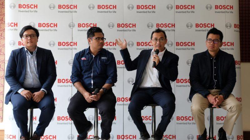 Solusi Pertambangan Cerdas, Aman, dan Terotomatisasi Bosch Tampilkan Teknologi Andal dan Efektif di Ajang Mining Indonesia 2019