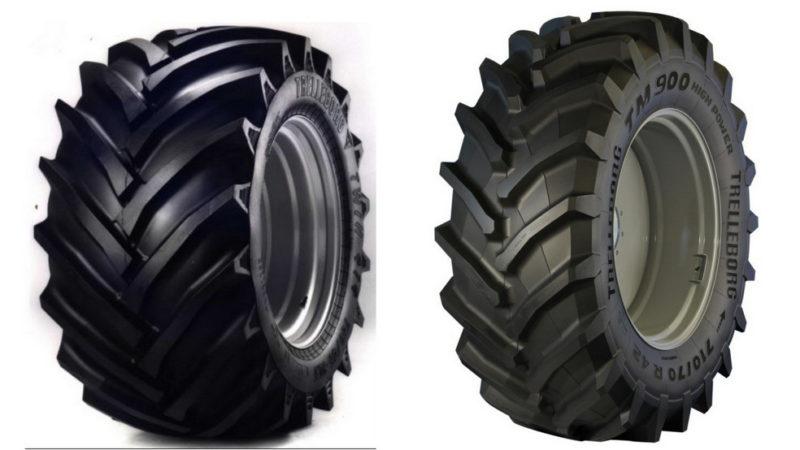 Keunggulan  Ban Trelleborg Dengan  Konsep Low Ground Pressure Tire Untuk Sektor Palm Oil dan Agriculture