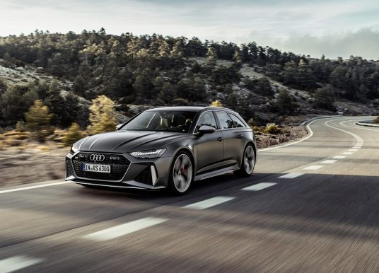 Jadi Ban OEM Mobil Sport Audi RS Terbaru, Hankook Tire Siapkan Dua Tipe Ban Premium Ultra-High Performance (UHP)