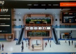 Indonesia Energy & Engineering V-Expo (IEE V-EXPO) Pertama Resmi Dibuka