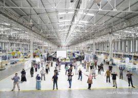 Mercedes-Benz Rayakan 50 Tahun Produksi dan Perakitan Mobil Penumpang di Pabrik Wanaherang