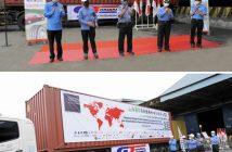 PT Gajah Tunggal Tbk Ikut Berpartisipasi Dalam Peresmian Pelepasan Ekspor Produk Indonesia Secara Serentak