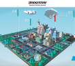 Hadir di Ajang CES 2021, Bridgestone Corporation Perkenalkan Bridgestone World, Kota Virtual Interaktif
