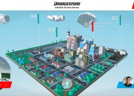 Hadir di Ajang CES 2021, Bridgestone Corporation Perkenalkan Bridgestone World, Kota Virtual Interaktif Masa Depan