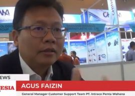 PT. Intraco Penta Wahana Launching Giant Tire TechKing